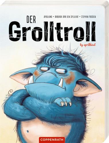 Der Grolltroll (Pappbilderbuch)
