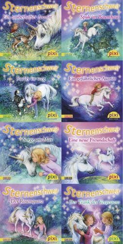 Pixi-Bücher Serie 203 Sternenschweif sortiert (1 Stück)