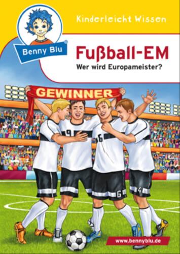 Benny Blu Fussball-EM