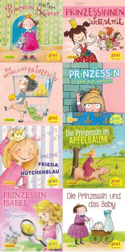 Pixi-Bücher Nr. 241: Pixis starke Prinzessinnen, sortiert (1 Stück)