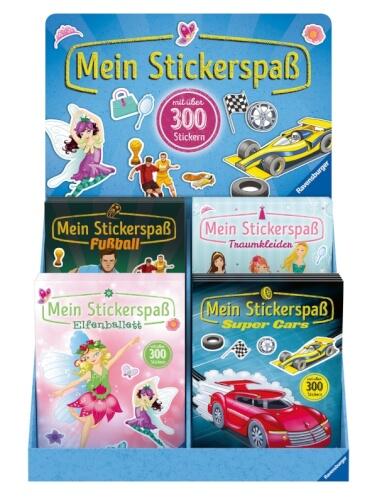 Ravensburger 68573 RV Minis 106 Tooor!