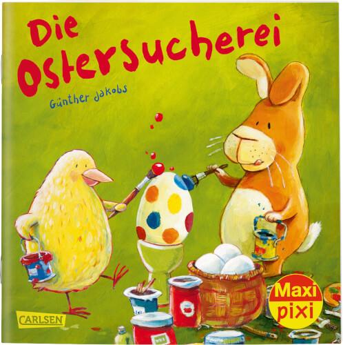 Maxi Pixi 289 Die Ostersucherei