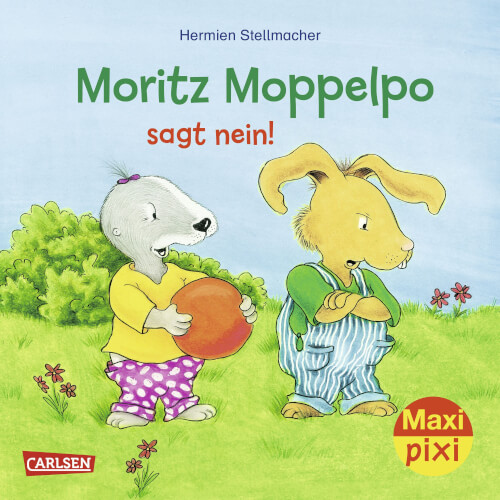 Maxi Pixi 292: Moritz Moppelpo sagt Nein