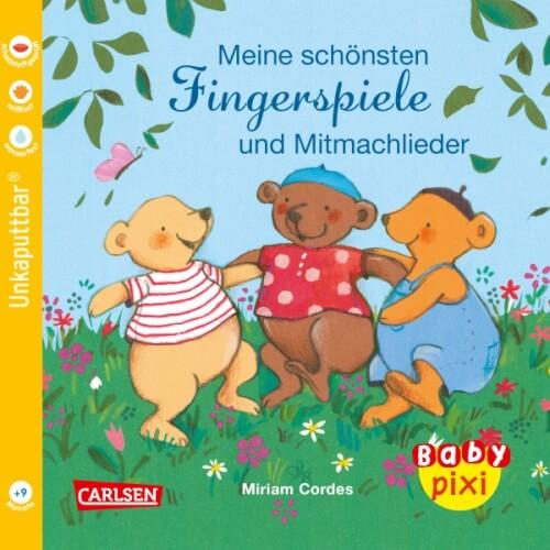 Baby Pixi 72, Meine schönsten Fingerspiele und Mitmachlieder (1 Stück)