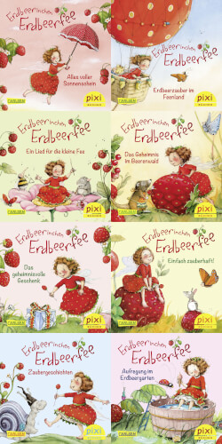 Pixi 269: Erdbeerinchen Erdbeerfee, sortiert (1 Stück)