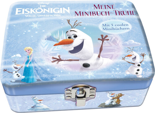Meine Minibuch-Truhe: Disney Eiskönigin Olaf