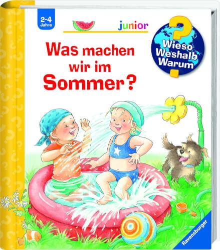 Ravensburger 027071 Was machen wir im Sommer?