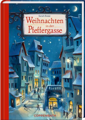 Coppenrath Verlag 962551 Buch ''Weihnachten in der Pfeffergasse'' (gebunden), 184 Seiten, ab 8 Jahren