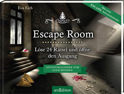 Escape Room, Der erste Escape-Adventskalender (zum Ausschneiden)
