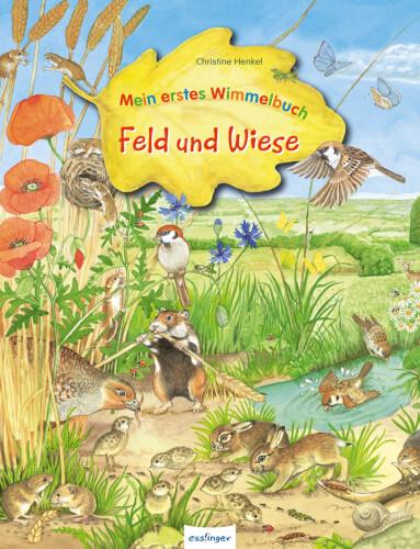AMIGO 22782 Feld und Wiese. Wimmelbuch