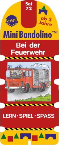 Arena Mini Bandolino - Set 72: Feuerwehr