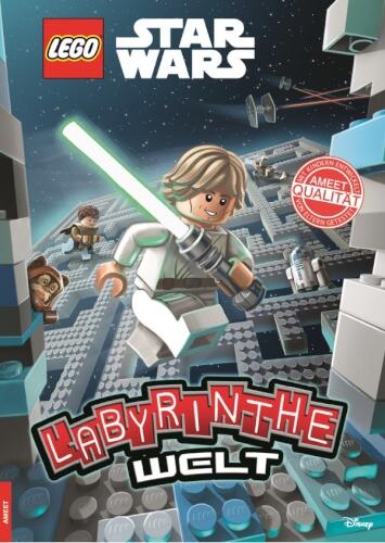 LEGO® Star Wars - Labyrinthe-Welt - Rätselbuch
