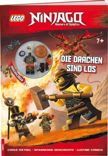 LEGO® NINJAGO®  Die Drachen sind los