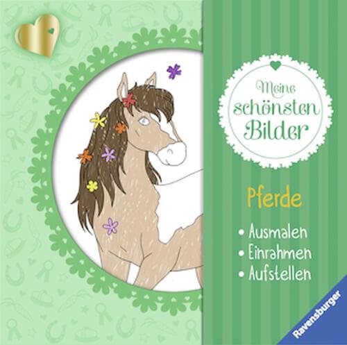 Ravensburger 55518 Meine schönsten Bilder: Pferde - F19