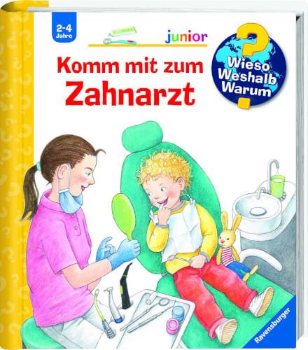 Ravensburger 015757 Was macht Zahnarzt?