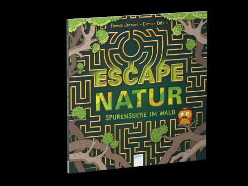 Box ''Escape Natur, sortiert