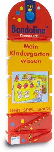 Barnhusen, Friederike: Bandolino – Set 66: Mein Kindergartenwissen