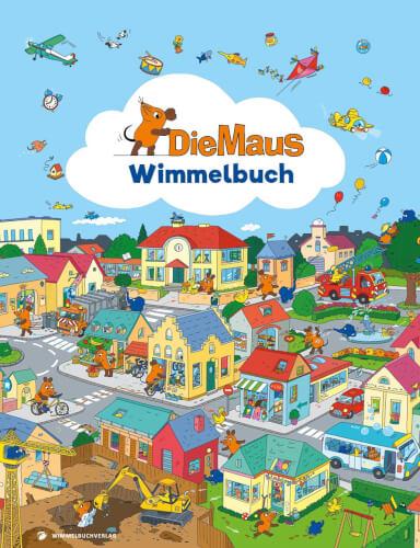 Maus Wimmelbuch - Die Sendung mit der Maus