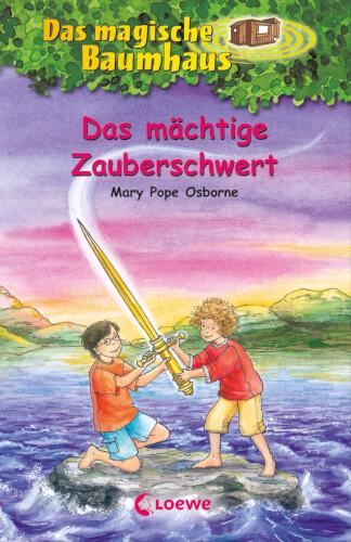 Loewe Das magische Baumhaus - Das mächtige Zauberschwert, Band 29