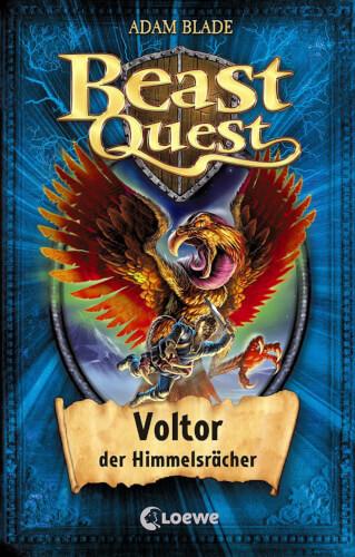 Loewe Blade, Beast Quest Bd. 26 Voltor, Himmelsrächer