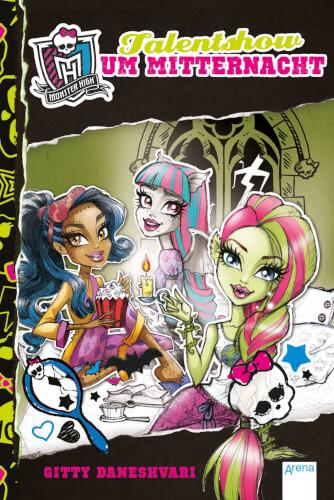 Monster High Talentshow um Mitternacht (2)