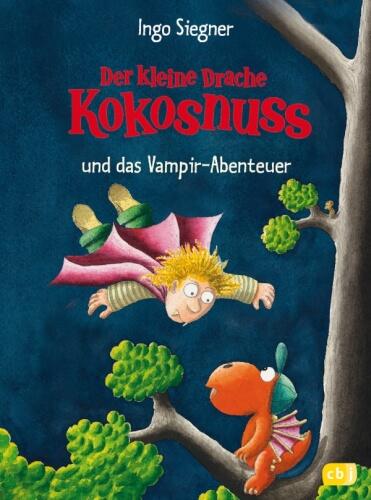 Der kleine Drache Kokosnuss Band 12 und das Vampir-Abenteuer