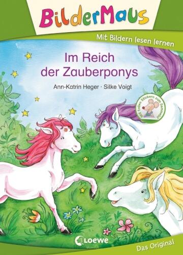 Loewe Bildermaus - Im Reich der Zauberponys