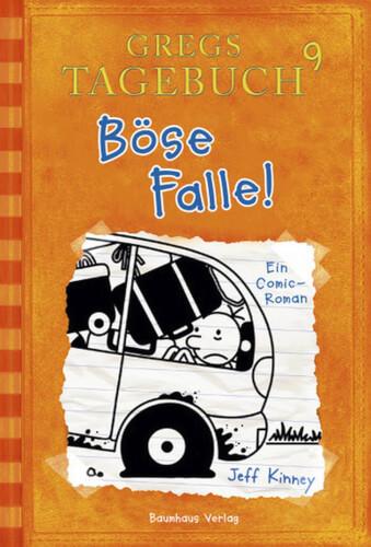 Gregs Tagebuch Band 9 - Böse Falle! 224 Seiten