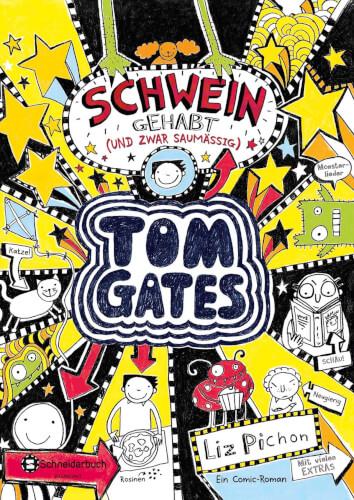 Tom Gates - Band 07: Schwein gehabt