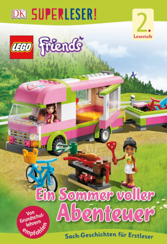 Buch SUPERLESER - LEGO Friends Sommer
