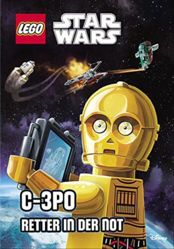 LEGO® Star Wars - C-3PO, Retter in der Not