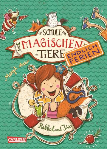 Die Schule der magischen Tiere - Band 4: Endlich Ferien, Hardcover, 224 Seiten, ab 8 Jahre