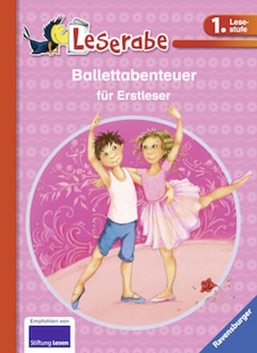Ravensburger 36512 Ballettabenteuer für Erstleser