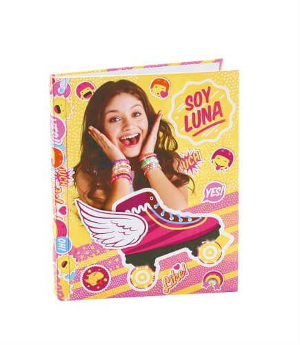 Disney Soy Luna Tagebuch mit Licht