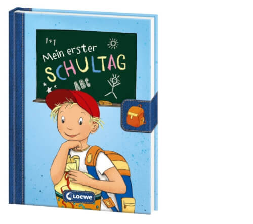 Loewe Mein Schulstart-Album (Jungen)