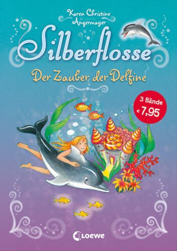 Loewe Angermayer, Silberflosse Sammelband: Zauber der Delfine
