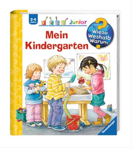 Ravensburger 024889  Wieso?Weshalb?Warum? Junior - Mein Kindergarten