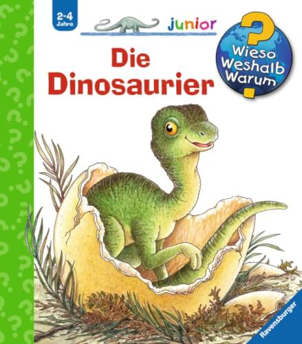 Ravensburger 027231  Wieso?Weshalb?Warum? Junior - Die Dinosaurier