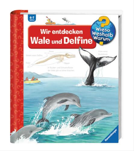 Ravensburger 26340  Wieso?Weshalb?Warum? - Wir entdecken Wale und Delfine