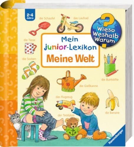 Ravensburger 32602 Wieso? Weshalb? Warum? junior: Mein junior-Lexikon: Meine W