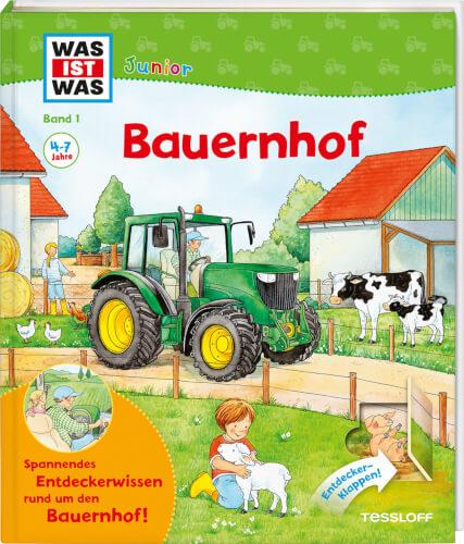 Tessloff WAS IST WAS Junior Band 1. Bauernhof