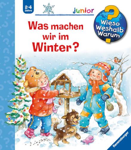 Ravensburger 02493 Wieso?Weshalb?Warum Junior 58 - Winter