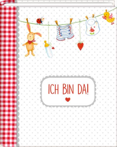 BabyGlück - Ich bin da! - Kleines Foto-Einsteckalbum