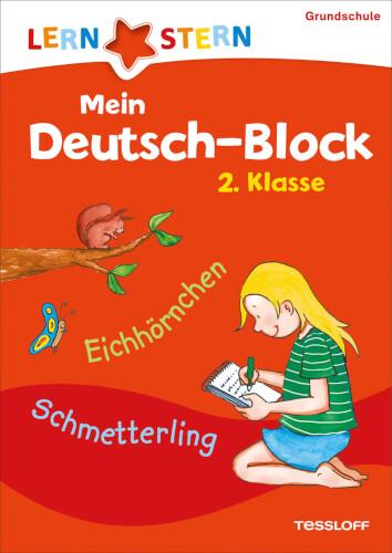 Tessloff LERNSTERN Mein Deutsch-Block 2. Klasse