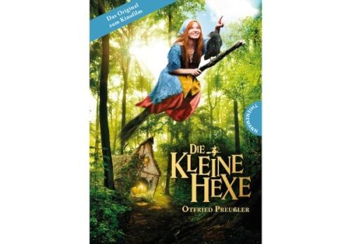Die kleine Hexe, Filmbuch, Gebundene Ausgabe, 112 Seiten, ab 6 Jahren