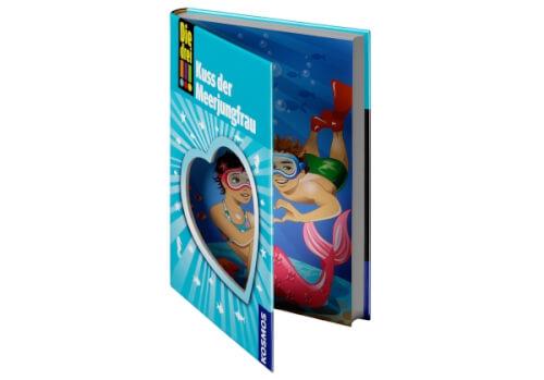 KOSMOS Die drei !!! Band 72: Kuss der Meerjungfrau