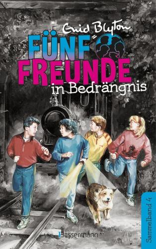 Blyton E.,Fünf Freunde - DB 04