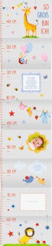 Die Spiegelburg - BabyGlück Messlatte: So groß bin ich! Von 50 bis 150 cm