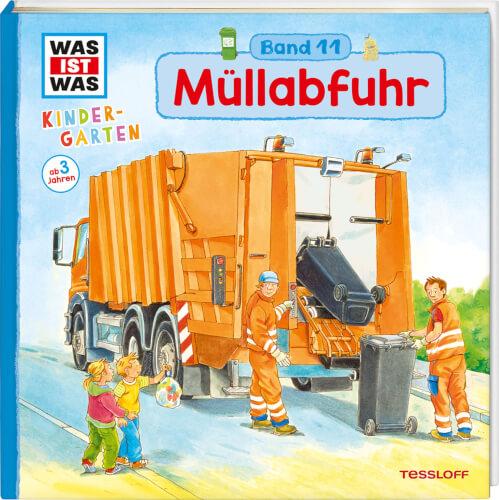 Tessloff WAS IST WAS Kindergarten, Band 11. Müllabfuhr