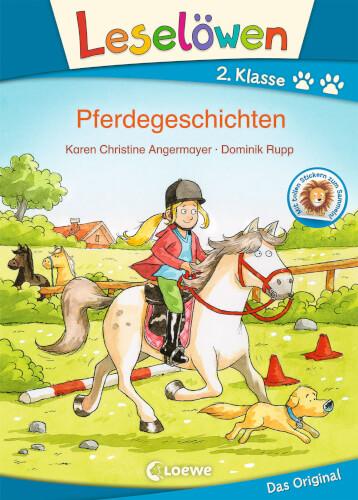 Leselöwen 2. Klasse - Pferdegeschichten